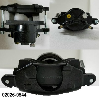 Brake Caliper, Floating