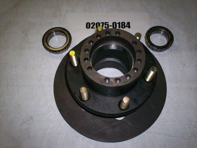 Hub and Rotor Kit
