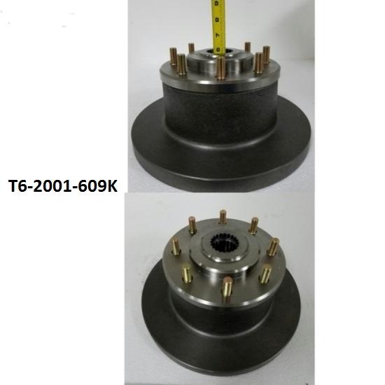 Brake Rotor Kit